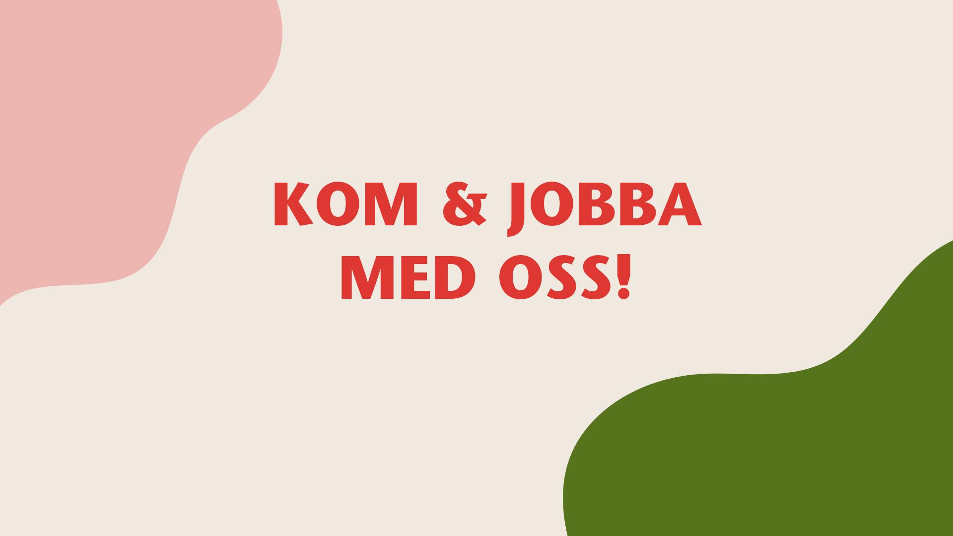 Sveriges modernaste secondhand-butik behöver ny butikschef