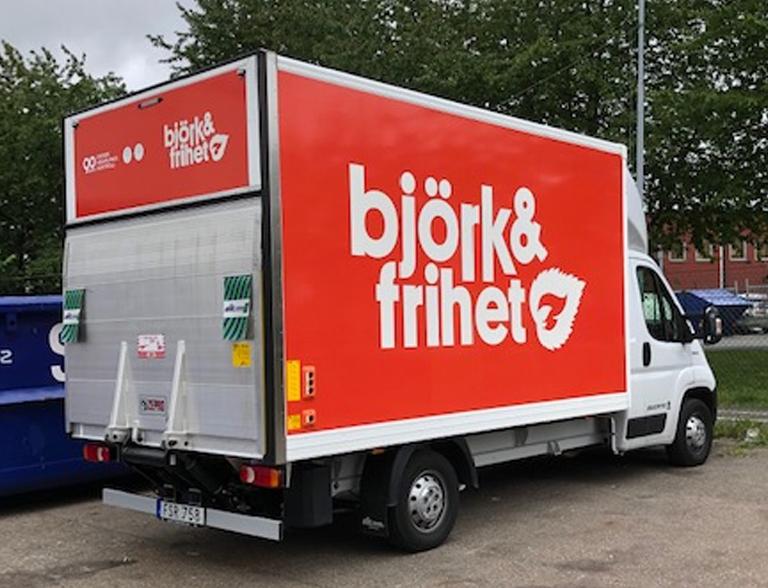 Mobil insamling Malmö